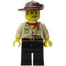 LEGO Johnny Thunder (desert) Minifigure