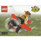 LEGO Johnny Thunder's Plane Set 5911