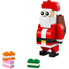 LEGO Jolly Santa Set 30478