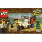 LEGO Jones and Baby Tyranno Set 1278