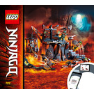 LEGO Journey to the Skull Dungeons Set 71717 Instructions