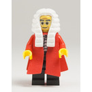LEGO Judge Minifigure