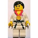 LEGO Judo Fighter Minifigure