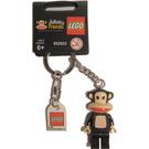 LEGO Julius the Monkey Key Chain (852023)