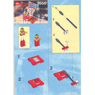 LEGO Jump and Shoot Set 3550-1 Instructions