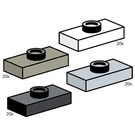 LEGO Jumper Bricks Set 10115