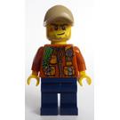 LEGO Junge Explorer  Male Minifigure