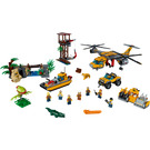 LEGO Jungle Air Drop Helicopter Set 60162