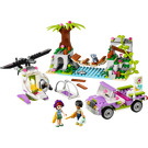 LEGO Jungle Bridge Rescue Set 41036