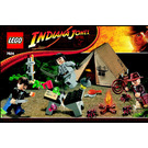 LEGO Jungle Duel Set 7624 Instructions