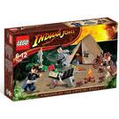 LEGO Jungle Duel Set 7624 Packaging