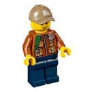 LEGO Jungle Exploration Man Minifigure