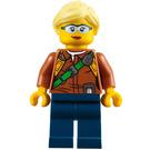 LEGO Jungle Exploration Woman Minifigure
