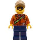 LEGO Jungle Explorer - Female Minifigure