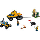 LEGO Jungle Halftrack Mission Set 60159