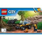 LEGO Jungle Halftrack Mission Set 60159 Instructions