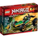 LEGO Jungle Raider  Set 70755 Packaging