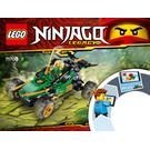 LEGO Jungle Raider Set 71700 Instructions