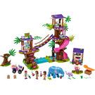 LEGO Jungle Rescue Base Set 41424