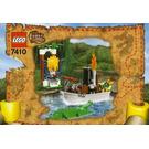 LEGO Jungle River Set 7410
