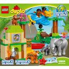 LEGO Jungle Set 10804 Instructions