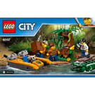 LEGO Jungle Starter Set 60157 Instructions