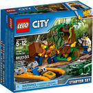 LEGO Jungle Starter Set 60157 Packaging
