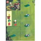 LEGO Jungle Surprise Set 1271 Instructions