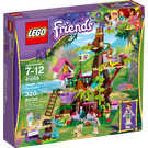 LEGO Jungle Tree Sanctuary Set 41059 Packaging