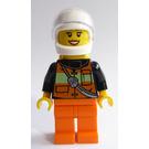 LEGO Juniors Firewoman Minifigure