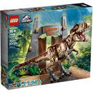 LEGO Jurassic Park: T. rex Rampage Set 75936 Packaging
