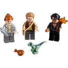 LEGO Jurassic World Minifigure Collection Set 5005255