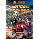 LEGO Justice League vs Bizarro League DVD/Blu-Ray (DCSHDVD1)