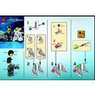 LEGO K-9 Bot Set 8399 Instructions