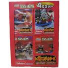 LEGO Kabaya Ninja 4-Pack Set