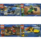 LEGO Kabaya Race Pack Set
