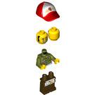 LEGO Kabob Bob Minifigure