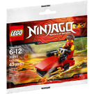 LEGO Kai Drifter Set 30293 Packaging