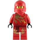 LEGO Kai DX with Dragon Print Minifigure