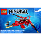 LEGO Kai Fighter Set 70721 Instructions