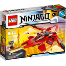 LEGO Kai Fighter Set 70721 Packaging