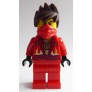 LEGO Kai - Rebooted Minifigure