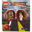 LEGO Kai's Dojo Pod Set 5004916 Instructions