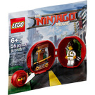 LEGO Kai's Dojo Pod Set 5004916 Packaging