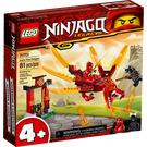 LEGO Kai's Fire Dragon Set 71701 Packaging