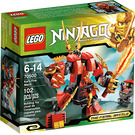 LEGO Kai's Fire Mech Set 70500 Packaging