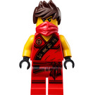 LEGO Kai - Top without sleeves Minifigure
