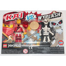 LEGO Kai vs. Wyplash Set 111903-2