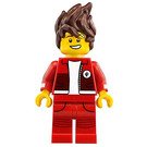LEGO Kai with Casual Outfit Minifigure