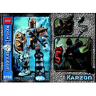 LEGO Karzon Set 8706 Instructions